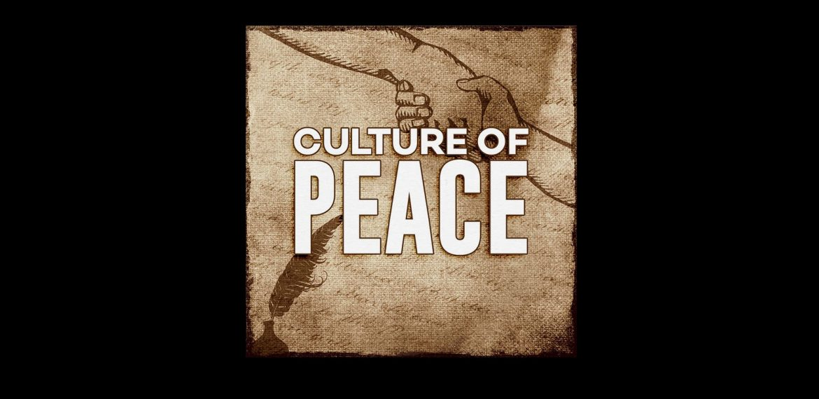 Culture of Peace 0000: My Perspective